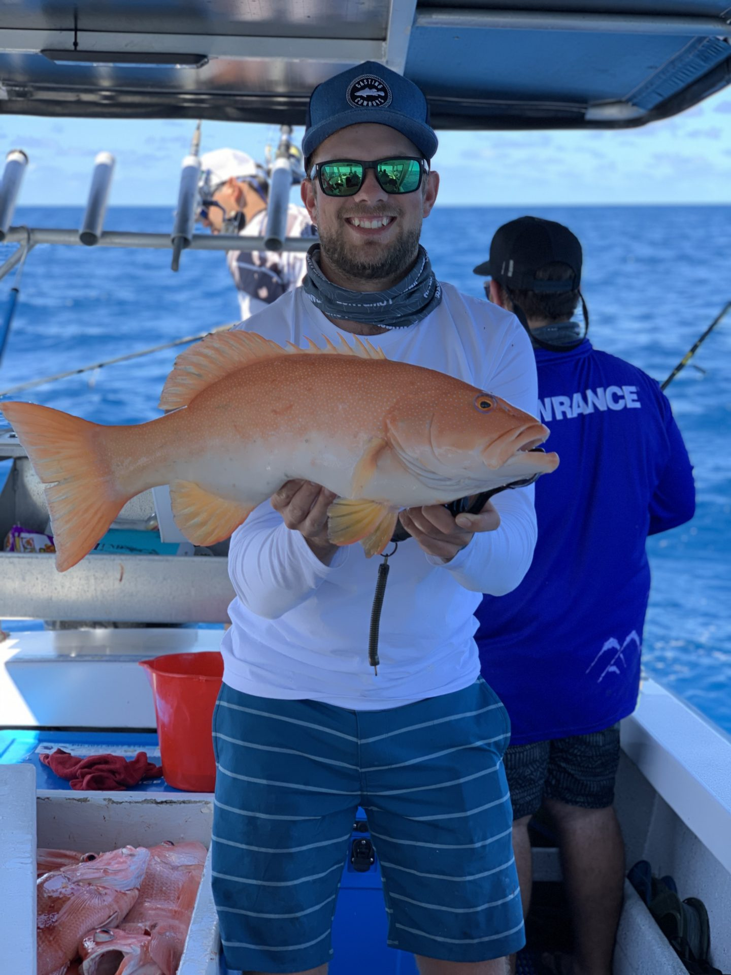 Mackay Coral Trout